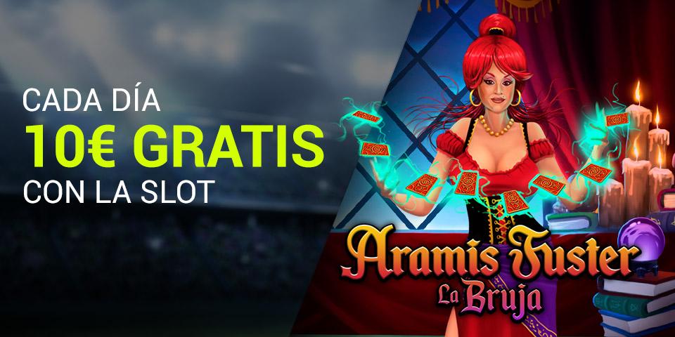 Slot Aramis