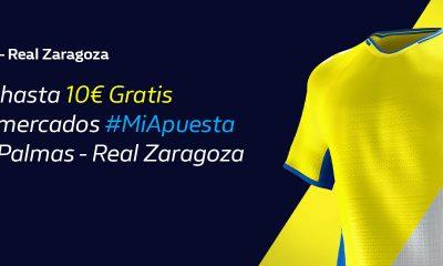 Apuestas Segunda División Las Palmas Zaragoza