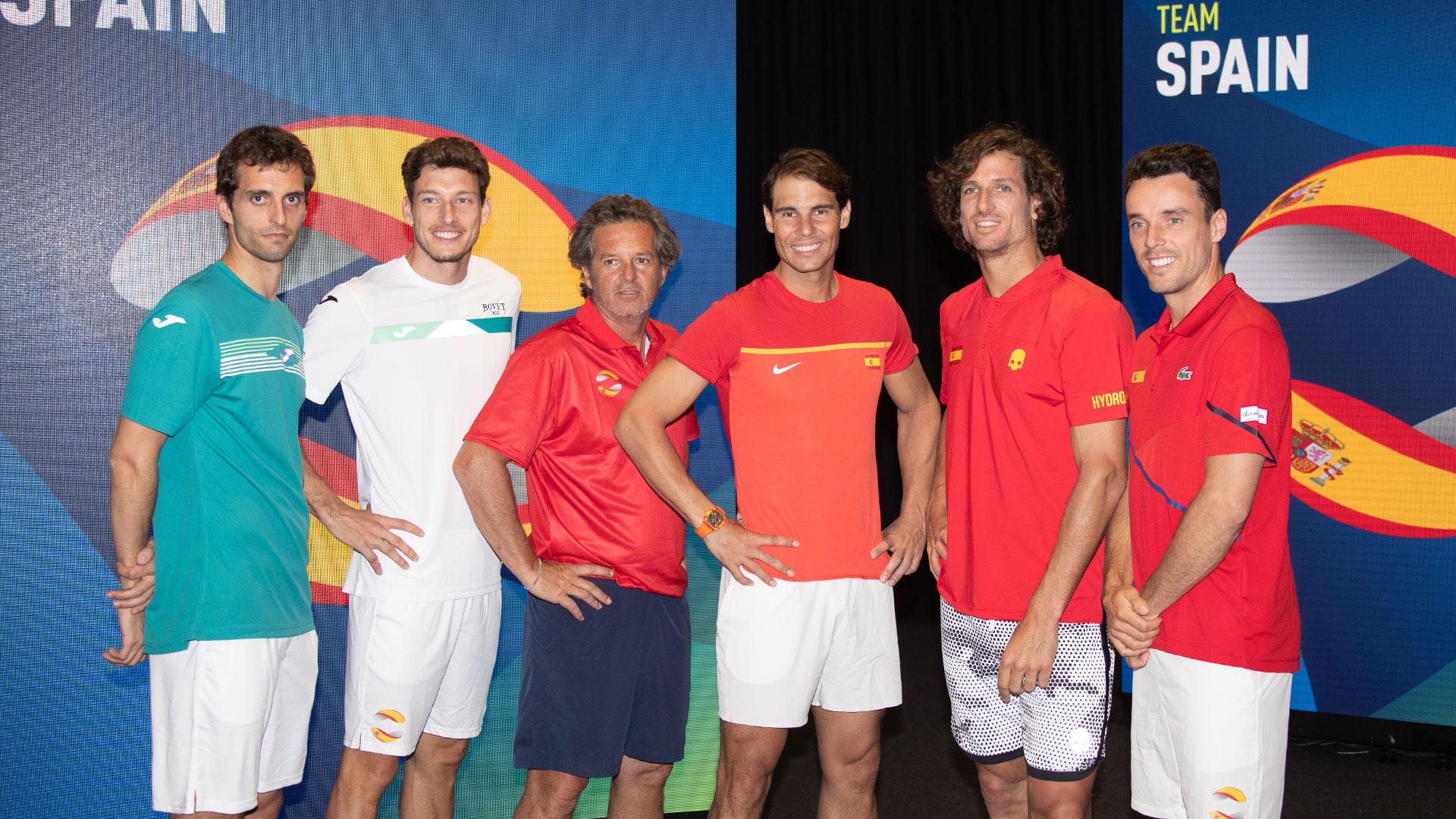 Apuestas ATP Cup 2020