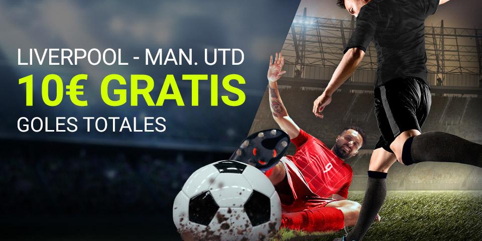 Apuestas Premier Liverpool Manchester