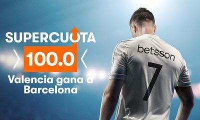 Apuestas LaLiga Valencia FC Barcelona