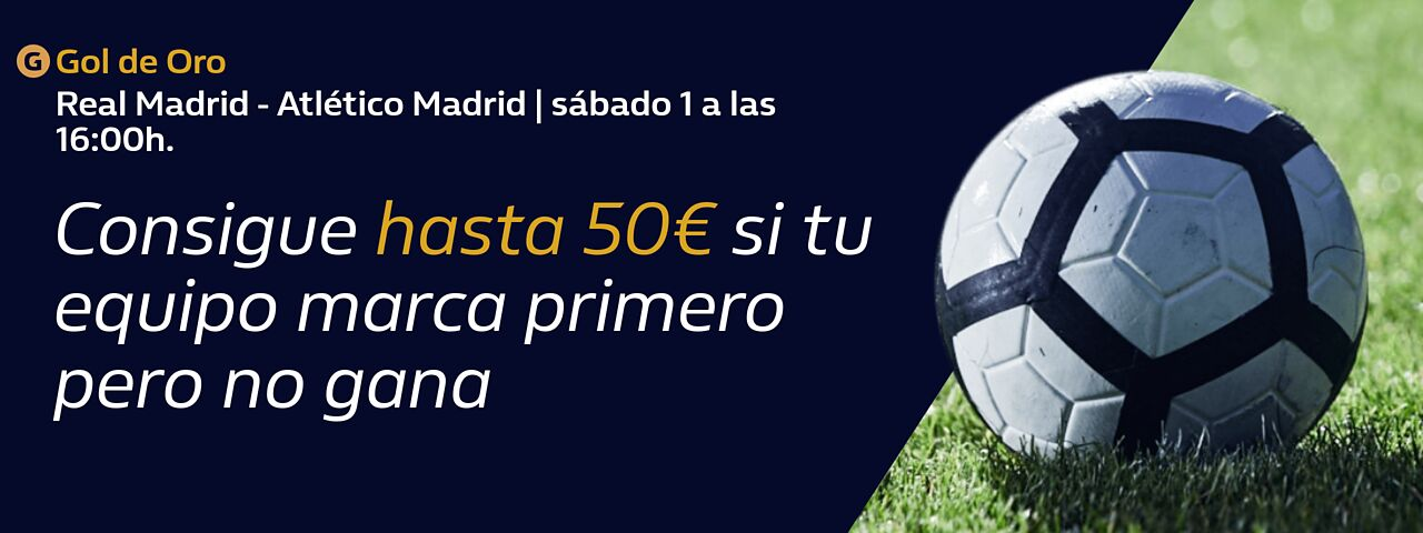 Apuestas LaLiga Real Madrid AT. Madrid