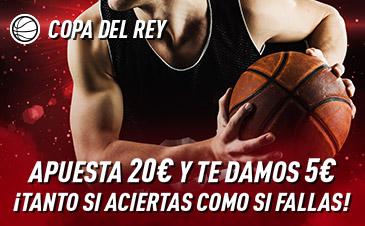 Apuestas Copa del Rey ACB 2020