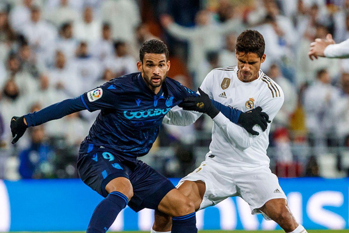 Apuestas Copa del Rey Madrid Sociedad