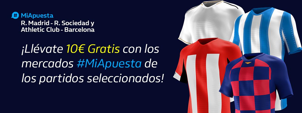 Apuestas Copa Madrid Barcelona