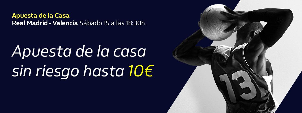 Apuestas Copa del Rey ACB 2020 Madrid Valencia