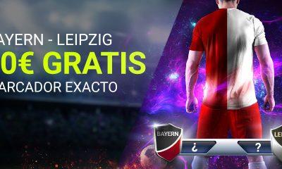 Apuestas Bundesliga Bayern Leipzig