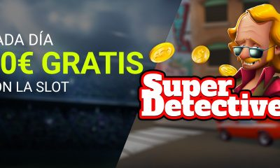 Luckia Casino Súper Detectives