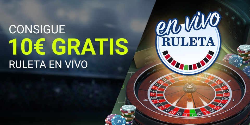 Casino Ruleta en vivo