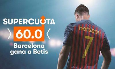 Apuestas LaLiga Betis Barcelona