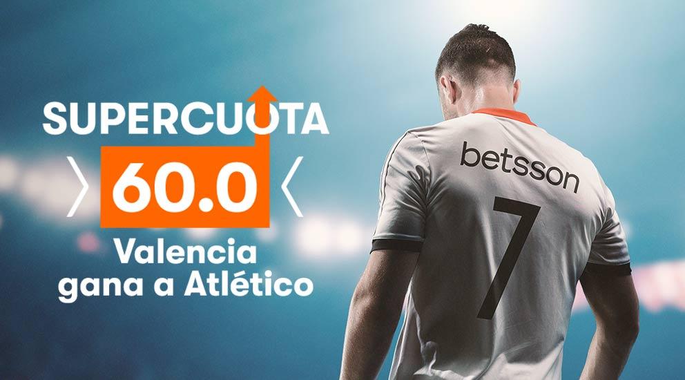 Apuestas LaLiga Valencia At. Madrid
