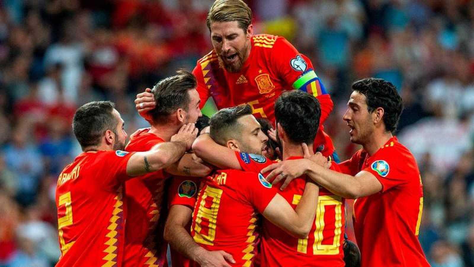 Apuestas Euro 2020 España