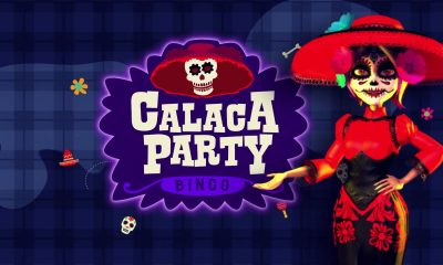 Maquina Tragaperras Calaca Party