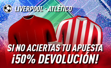 Apuestas Champions League Liverpool Madrid