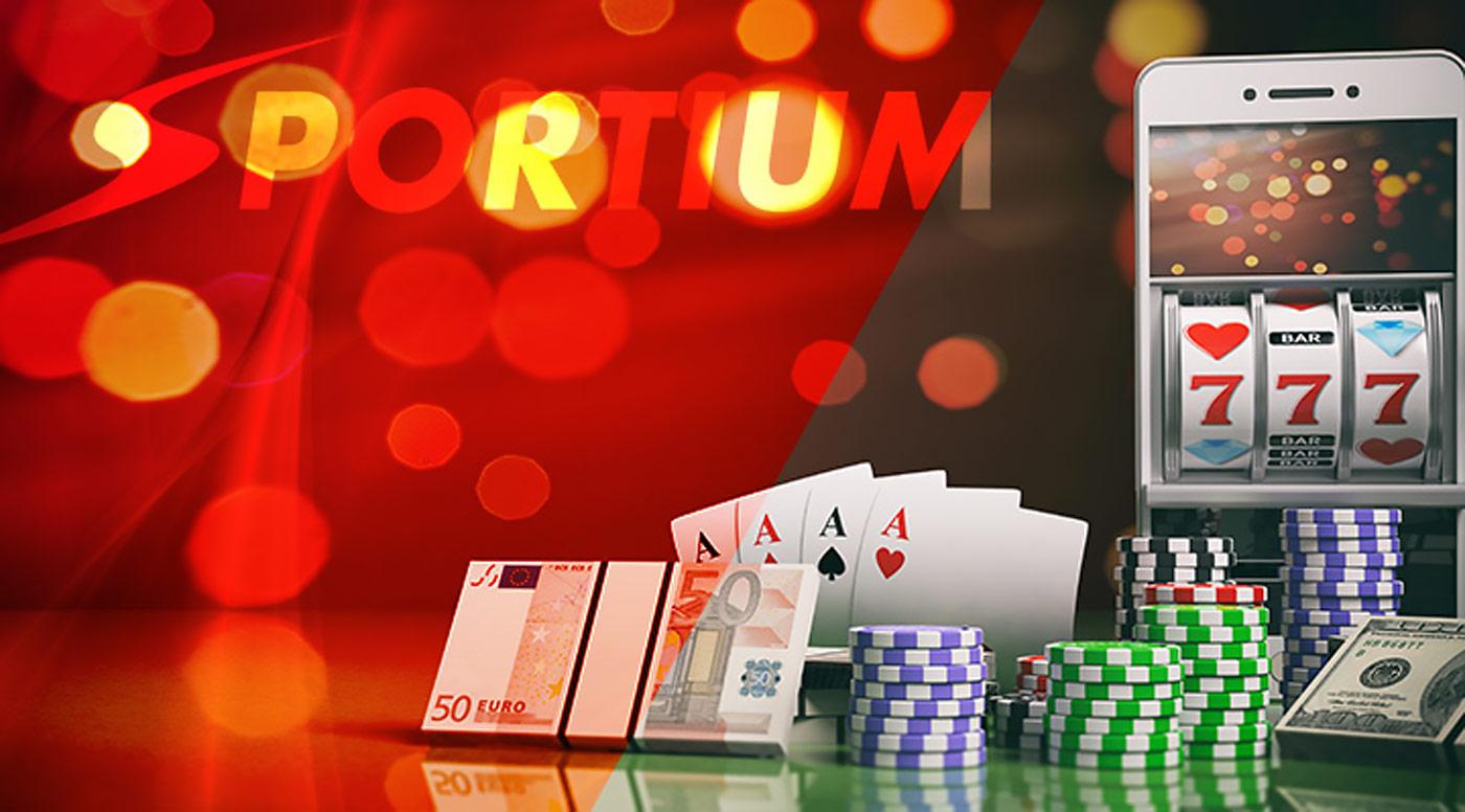 Sportium Casino 20€ sin depósito