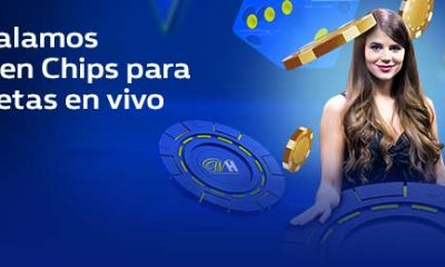 5 Golden Chips ruleta en vivo