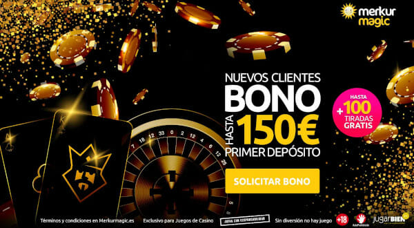 Merkur Magic Casino Bono Bienvenida