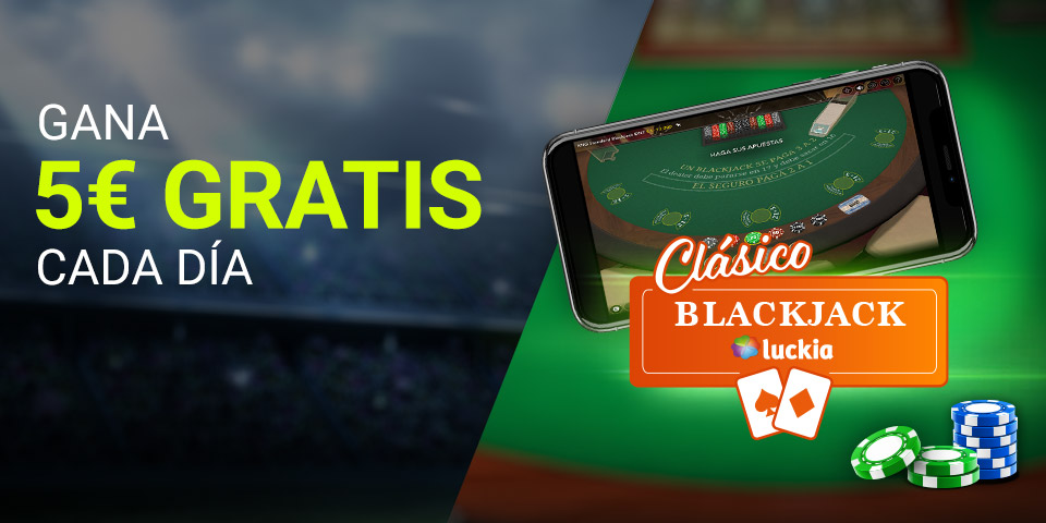 Luckia Casino Blackjack Clásico