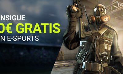 Apuestas e-Sports gratis
