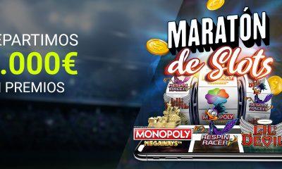 Maratón Slots Luckia Casino