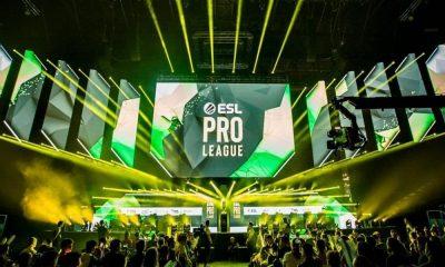 Las competiciones y apuestas de eSports las únicas activas