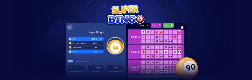 Como jugar por internet bingo