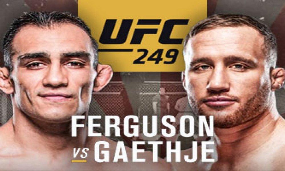 Apuestas UFC Tony Ferguson vs Justin Gaethje