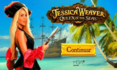Jessica Weaver, Queen of the Seas