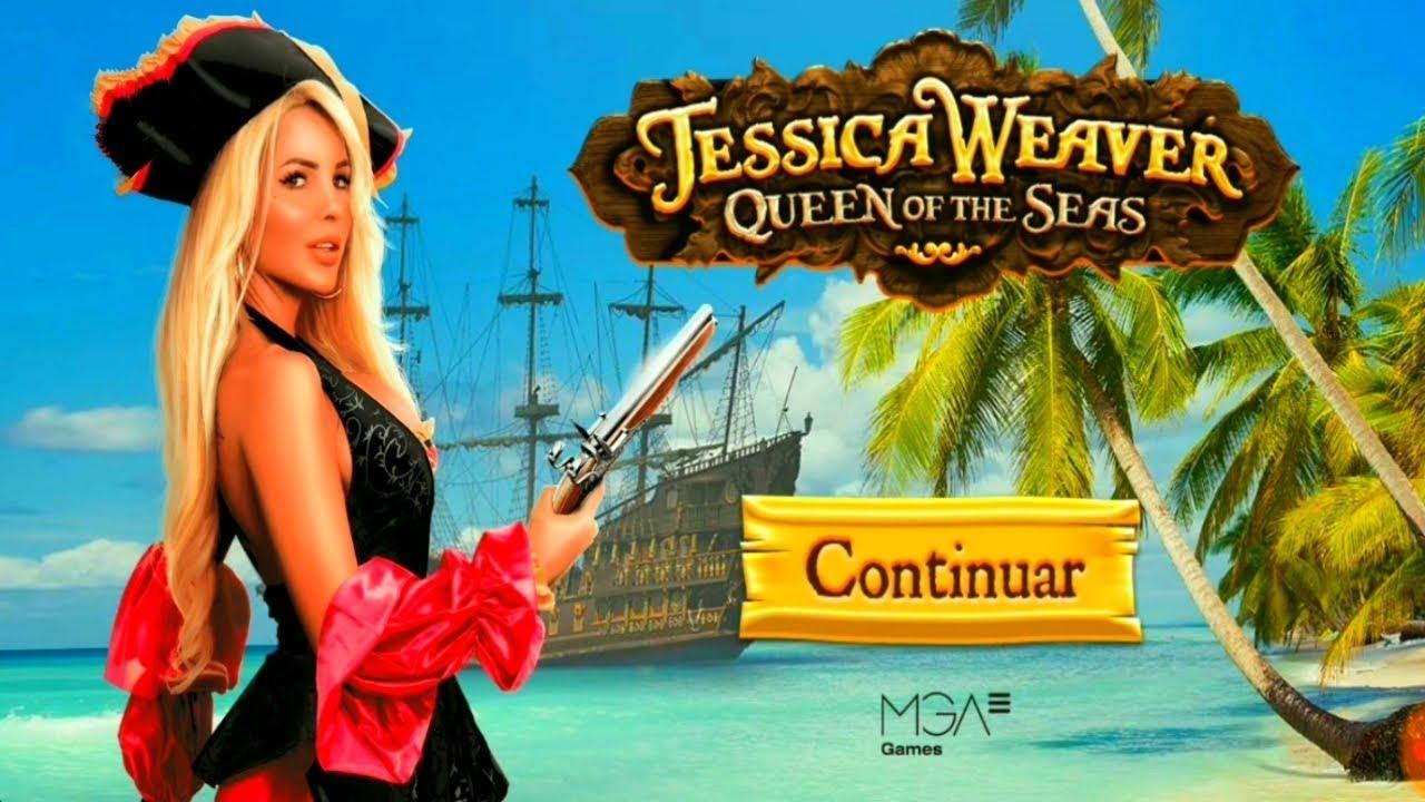 Jessica Weaver, Queen of the Seas