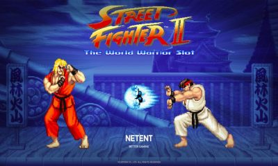 Street fighter 2 slot análisis