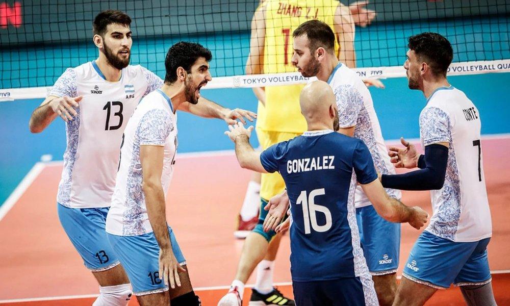 Apuestas voleibol argentina