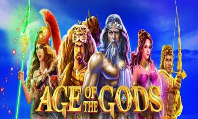 Análisis age of the gods