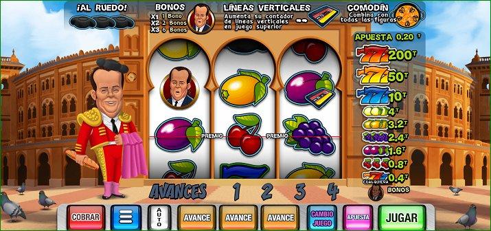Arevalo Slots