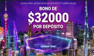 JackpotCity Casino Bono Bienvenida