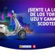 scooter playuzu