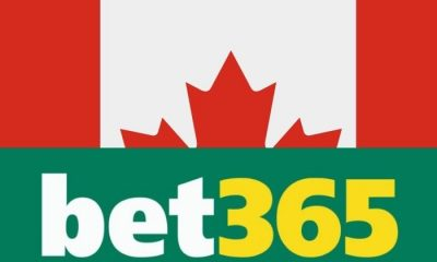Welcome bonus bet365 Canada
