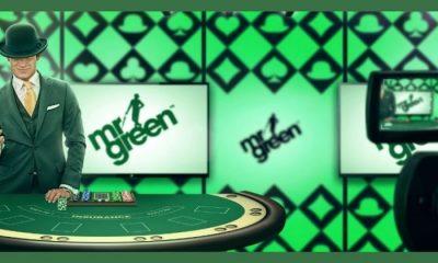 Mr. Green casino Bono Bienvenida