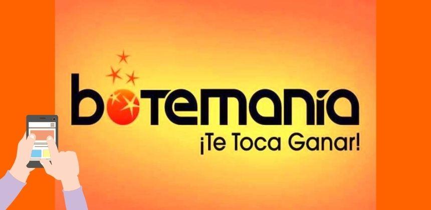 App Botemania Bono Bienvenida