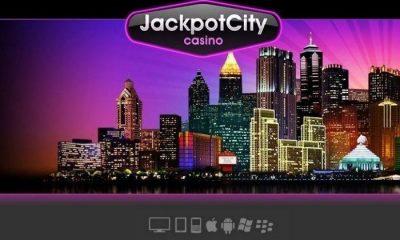 Bono de bienvenida JackpotCity