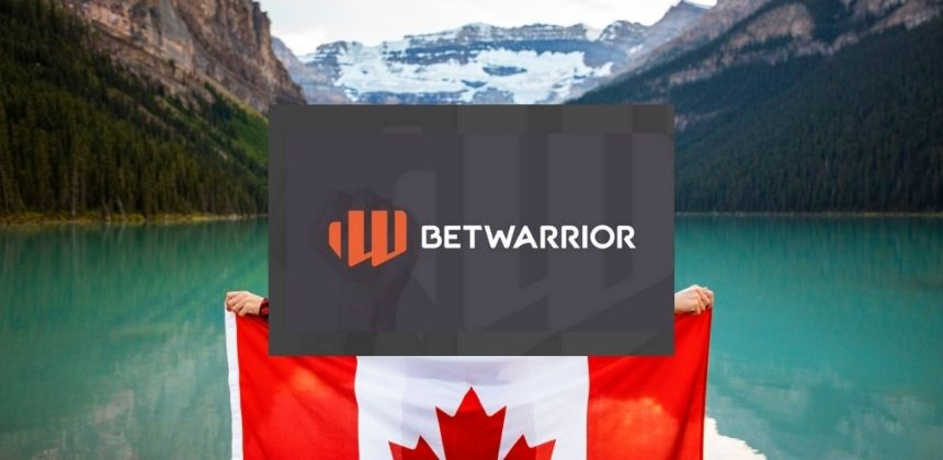 Betwarrior Canada Welcome Bonus