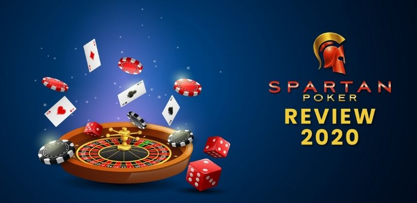 Welcome Bonus Spartan Poker