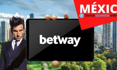 Bono de bienvenida Betway