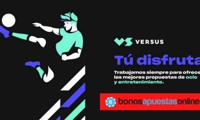 Bono de bienvenida Versus