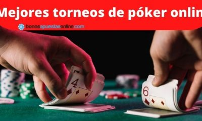torneos poker online